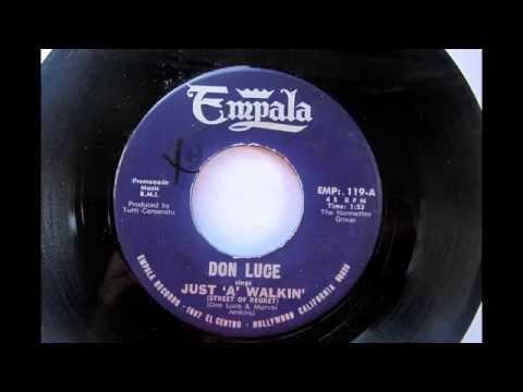 Don Luce - Just 'A' Walkin' (Empala)