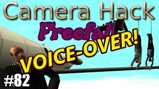 GTA SA Camera Hack VOICE-OVER! - Mission 82: Freefall