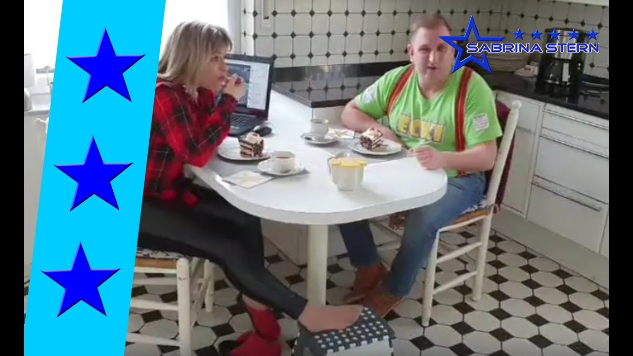 Kaffee-Klotsch Folge 4 mit ECKI***coffee-klotsch epsode 4 with ECKI