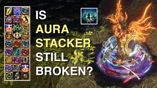 Is this God Build still BROKEN after the huge NERF ?【Aura Stacker EK】Let's check it out ! 3.13