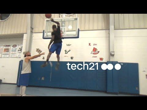"Will Bunton's 50"" Vertical Testing tech21 Phone Cases (Teaser)"