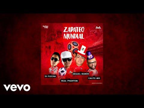 Phantom - Zapateo Mundial (AUDIO)