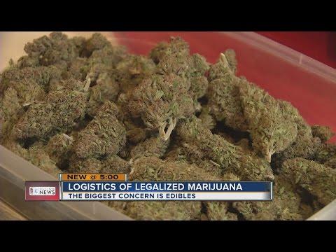 Clark County looks at logistics of legalizing marijuana