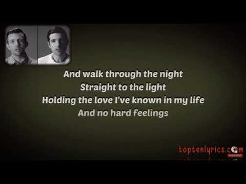 No Hard Feelings   Avett Bros with lyrics and no vocal