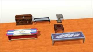 Sims 3 Movie Stuff Items | Objekte