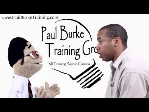 Motivational Interviewing – Reflective Listening Demo from Paul Burke Training