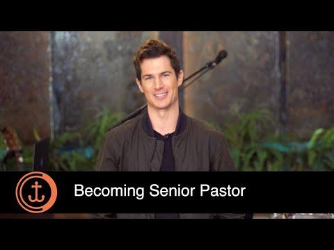 Becoming Senior Pastor - Sermon By Ben Courson