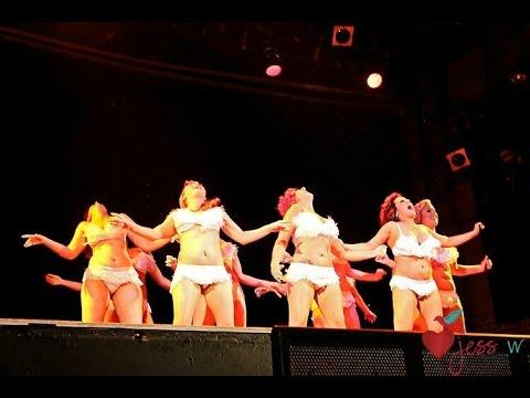 Cin City Burlesque - Johnny Got A Boom Boom