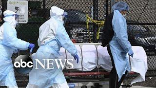 US death toll surpasses 20,000 amid coronavirus pandemic