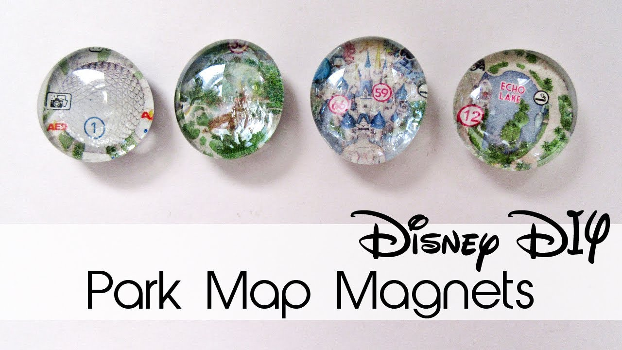 Park map magnets disney world 30 days of disney 27 creation park map magnets disney world 30 days of disney 27 creation in between gumiabroncs Gallery