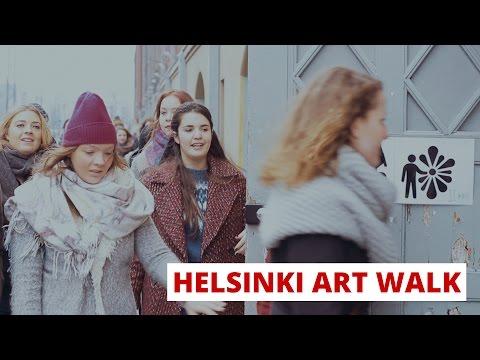 Helsinki Art Walk - 2015