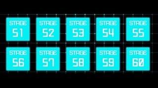 【脳トレ】ROLL -ころがす、はめる、きえる-ステージ51~60攻略 (※ネタバレ注意)