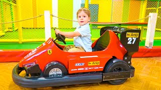 Giant Car Toys Ride On Power Wheels Best Kids Cars Long Video #toysrideoncars
