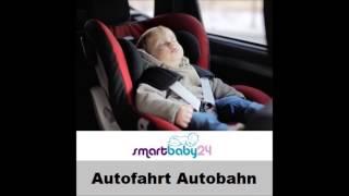 Autofahrt Autobahn - car ride noise - einschlafhilfe für baby