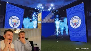 I PACKED 4 EPL TOTS PLAYERS IN THIS VIDEO!!! - FIFA 18 Pack Opening