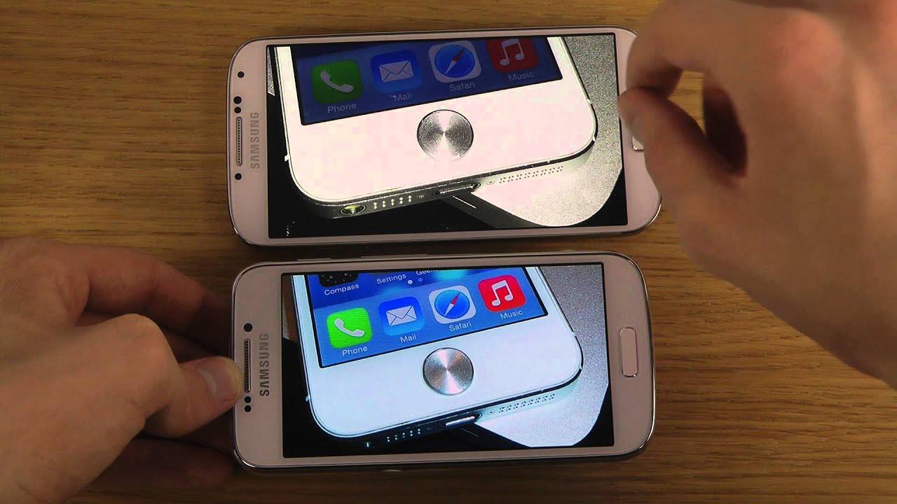 Samsung Galaxy S4 vs. Samsung Galaxy S4 Zoom - Camera ...