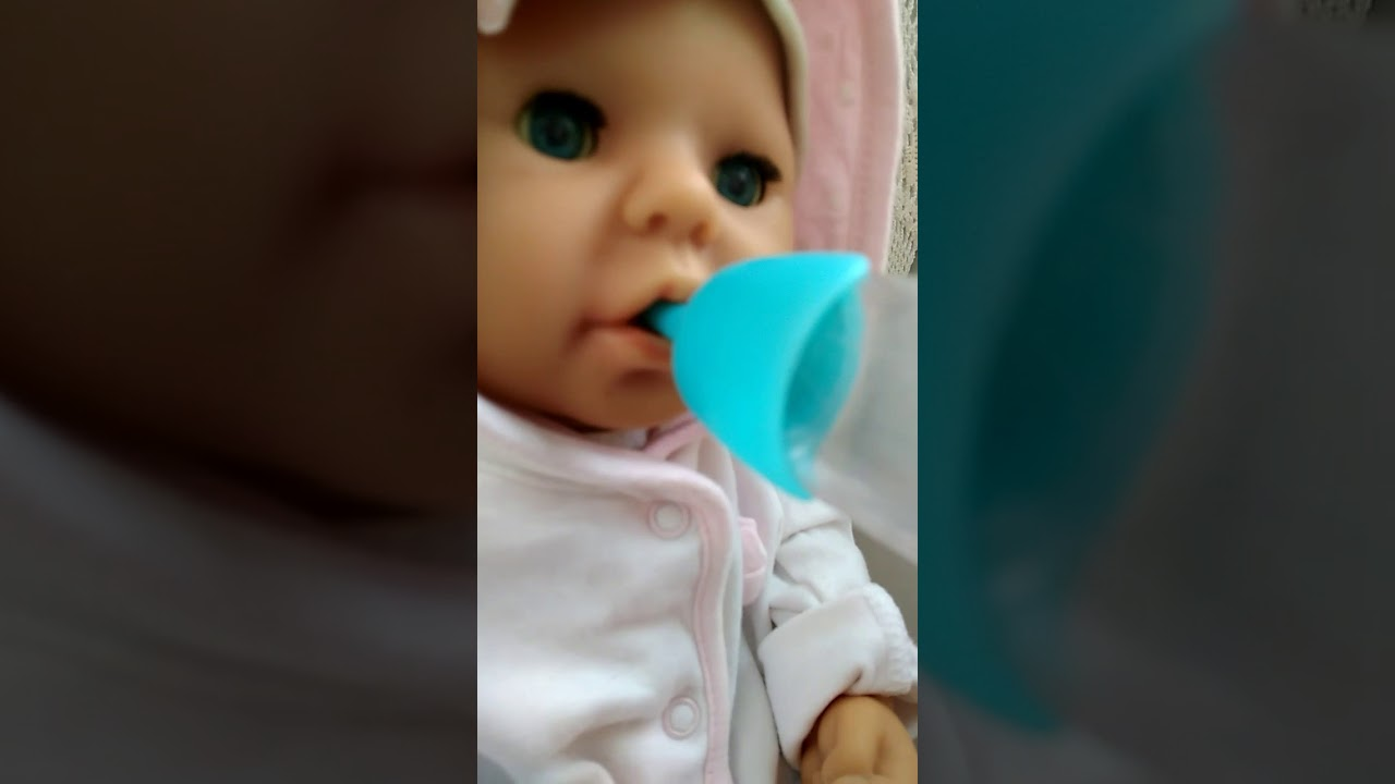 Baby Annabell 2002 - YouTube