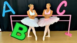 Download ABC BALLET CHALLENGE! Mp3 and Videos