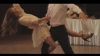 Wedding dance Romantic Rumba Maria and Sergey