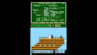 Super Mario Bros. 3 (PlayChoice-10) - Super Mario Bros. 3 (MAME) - Airship Theme Song - User video