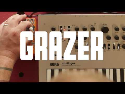 Grazer Newsletter Preview