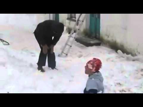 Stupid Guy- Snow Fail