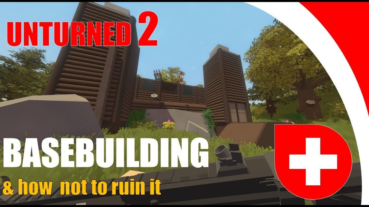 How basebuilding could ruin Unturned 4 0