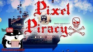 Играем в Pixel Piracy с главным пиратом и Сибирским Леммингом
