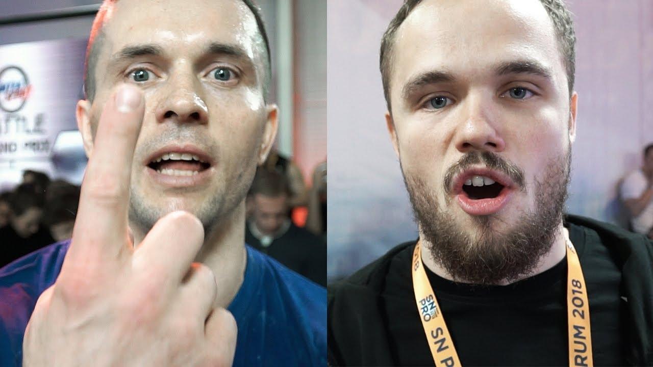 Игорь Войтенко против Алексея Шреддера / Зарубы на Vortex Sport Battle