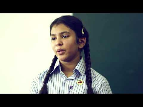 Kolkata school girl shocks everyone with emotional speech