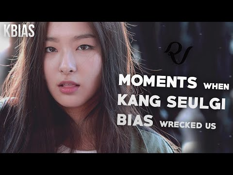 RED VELVET (레드벨벳) SEULGI - MOMENTS WHEN SHE BIAS WRECKED US