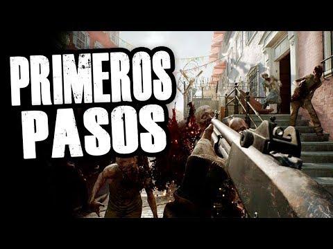 DE LOS CREADORES DE PAYDAY 2 - OVERKILL'S THE WALKING DEAD GAMEPLAY ESPAÑOL