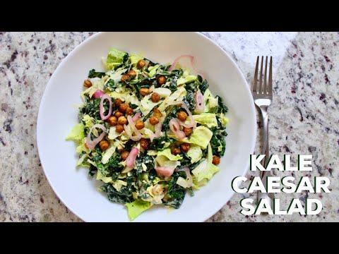kale-caesar-salad-|-ashyfal's-kitchen