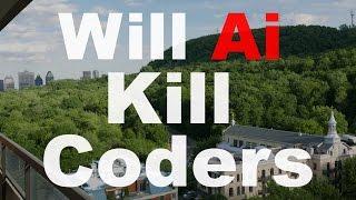 Will Ai kill Coding?