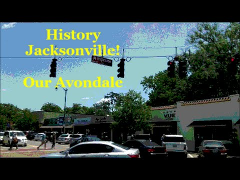 Jacksonville History Our Avondale, Cool Homes of Avondale, Boone Park,  Finding The Balance