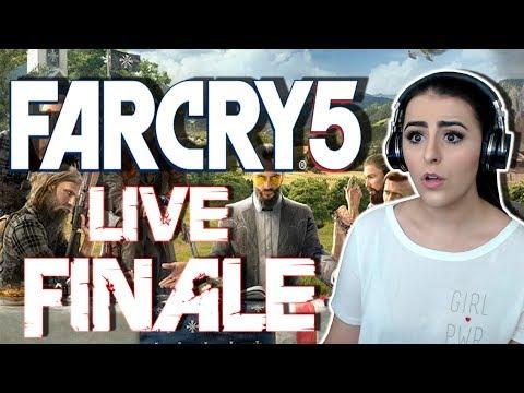 FAR CRY 5 LIVE FINALE