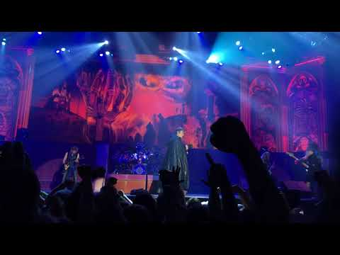 Iron Maiden - Sign Of The Cross Live @ Hartwall Areena, Helsinki, Finland 28/5/2018