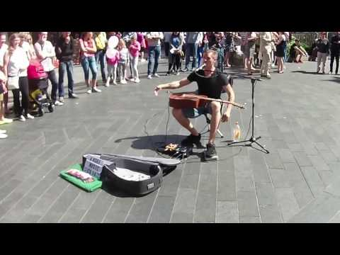 Morf Music at Leicester Square
