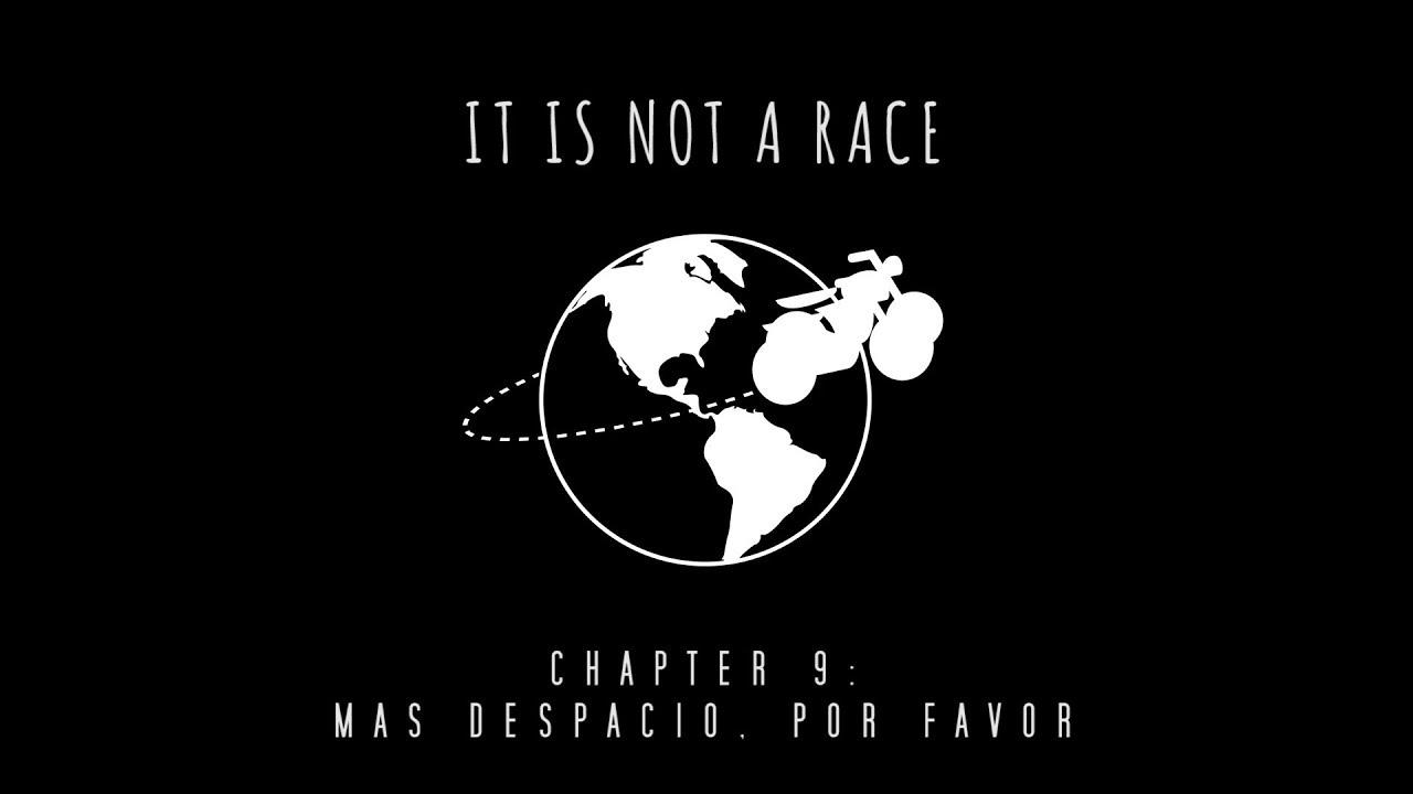 Blog 7: Mas despacio, por favor (MEXICO) - IT IS NOT A RACE