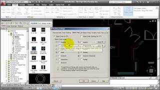 How To Autocad - Creating An Electrical Lighting Plan Part 1.mp4