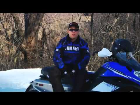 Снегоход Yamaha SRX 120, обзор снегохода Ямаха