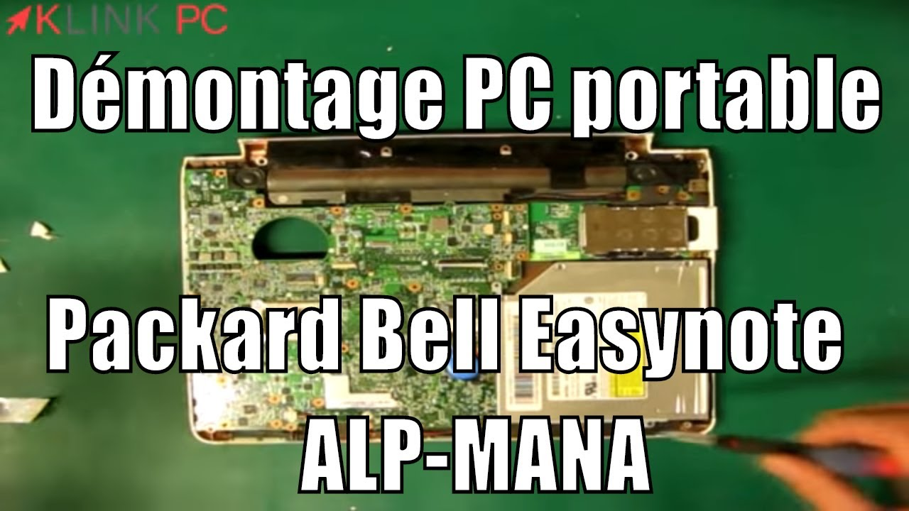 Comment nettoyer son pc portable packard bell - Nettoyer son pc poussiere ...