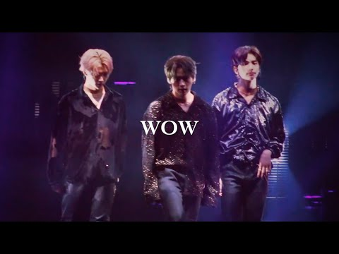 """[ENG FMV] """"WOW"""" by Stray Kids (Lee Know, Hyunjin, Felix) UNOFFICIAL"""