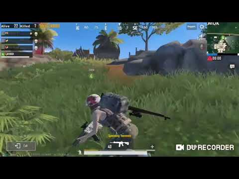 Why M Is The Best Weapon  Kills Duo Vs Squad Pubg Mobile