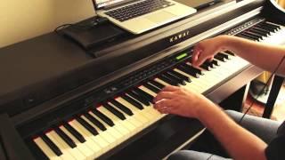 Queen - White Queen (as it began) on Piano