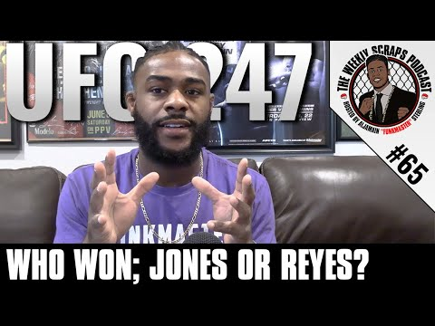 Who Really Won Between Jon Jones and Dominick Reyes | MMA Judging And Do We Need 10-10 Rounds