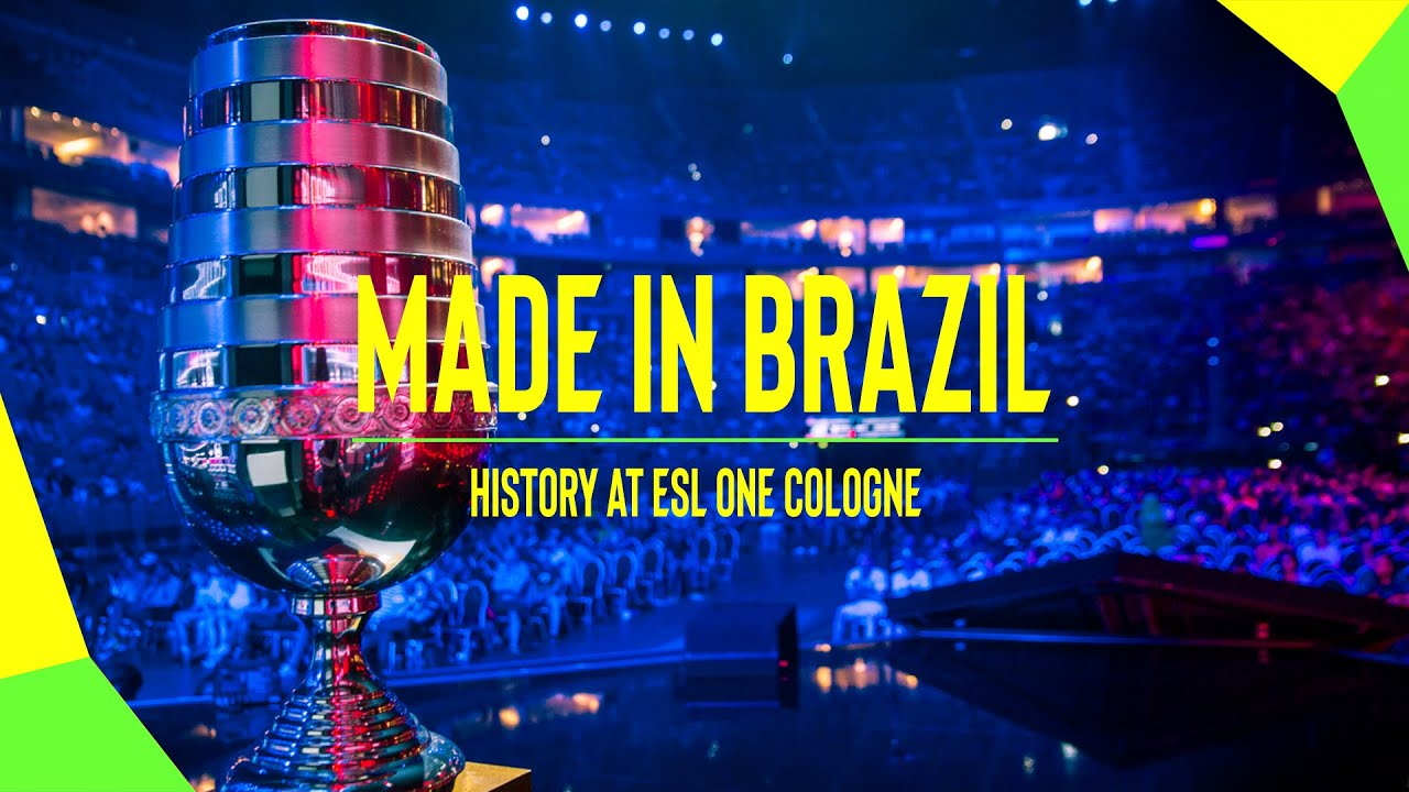 Made in Brazil: History at ESL One Cologne
