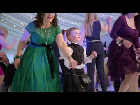 The Parsonage wedding video  - Jennifer & Michael