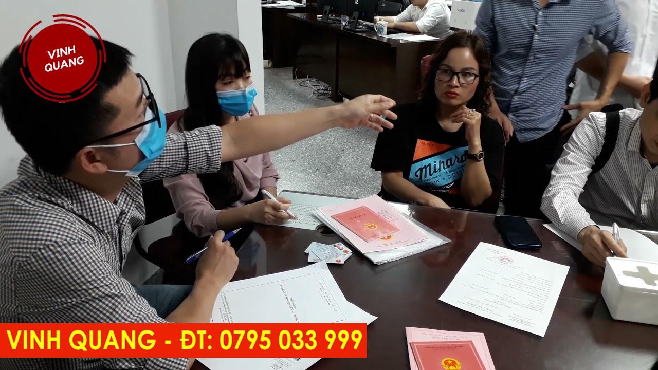 image Ký hợp đồng chuyển nhượng đất tại văn phòng công chứng Bùi Hữu Dũng, Hà Đông, Hà Nội