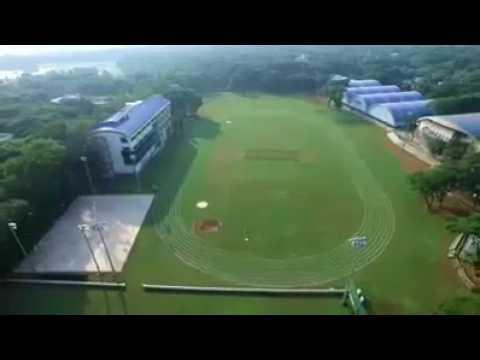 IIT Bombay Campus  Air Tour (2017)